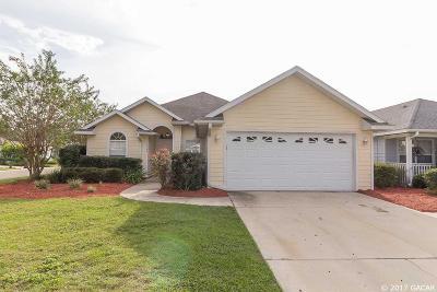 Alachua Single Family Home For Sale: 11787 NW 61st Terrace