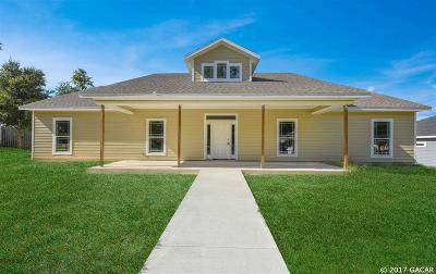 Alachua Single Family Home For Sale: 14864 NW 149th Place