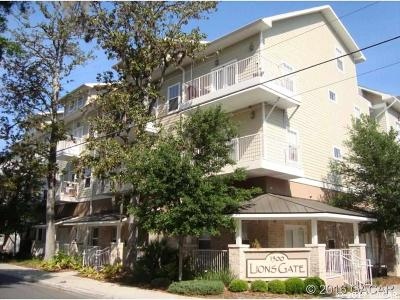 Gainesville Condo/Townhouse For Sale: 1500 NW 4th Avenue #306