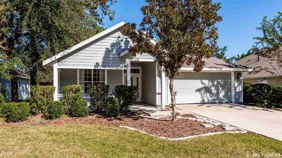Newberry Single Family Home For Sale: 14522 NW 22nd Place