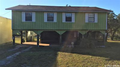 Steinhatchee Single Family Home For Sale: 1016 NE gary Lane