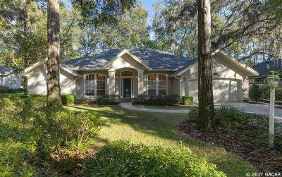 Gainesville Single Family Home For Sale: 10118 SW 44 Lane