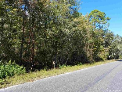 Alachua Residential Lots & Land For Sale: 20616 NW 75TH Street