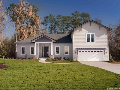 Gainesville Single Family Home For Sale: 2738 NW 106 Way