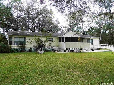 Melrose Single Family Home For Sale: 104 Campbells Lane