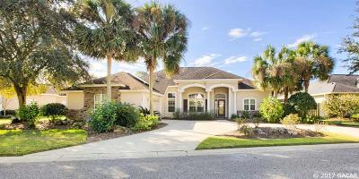 Gainesville Single Family Home For Sale: 8443 SW 14TH Lane