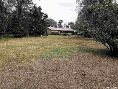 Gainesville Single Family Home For Sale: 12918 NE 23 Place