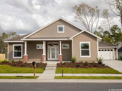 Alachua Single Family Home For Sale: 16819 NW 167th Street