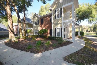 Gainesville FL Condo/Townhouse For Sale: $179,900