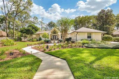 Gainesville FL Single Family Home For Sale: $524,900