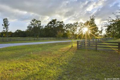 Alachua Residential Lots & Land For Sale: Lot 1 9449 NW 208th Terrace