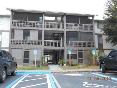 Gainesville FL Condo/Townhouse For Sale: $61,000