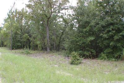 Alachua Residential Lots & Land For Sale: Lot 8 Sage Drive
