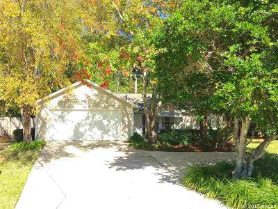 Gainesville FL Single Family Home For Sale: $165,000