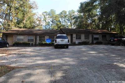 Gainesville FL Multi Family Home For Sale: $174,000