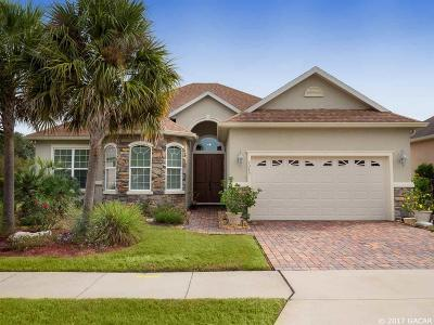 Gainesville Single Family Home For Sale: 7343 SW 88th Way