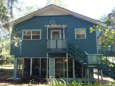 Hawthorne Single Family Home For Sale: 1951 SR 20