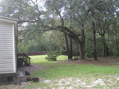 Gainesville Single Family Home For Sale: 13352 E County Road 1474
