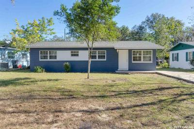 Gainesville Single Family Home For Sale: 1227 SE 19th Street