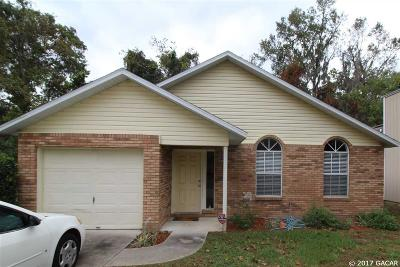 Gainesville Single Family Home For Sale: 4020 SW 30th Terrace