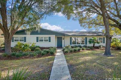 Gainesville Single Family Home For Sale: 703 NW 89 Street