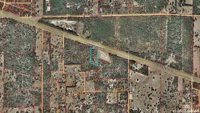 Residential Lots & Land Pending: TBD NE HWY 27