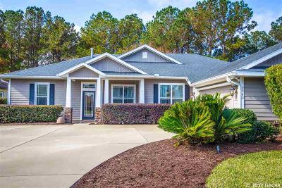 Gainesville Single Family Home For Sale: 2540 NW 147th Street