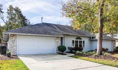 Gainesville Single Family Home For Sale: 3737 NW 66th Place