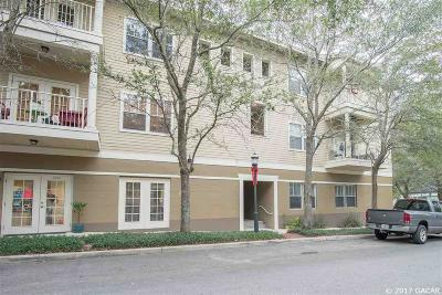 Gainesville Condo/Townhouse For Sale: 9149 SW 49th Place #L102