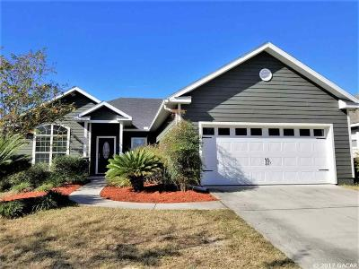 Gainesville Single Family Home For Sale: 7514 SW 87th Terrace