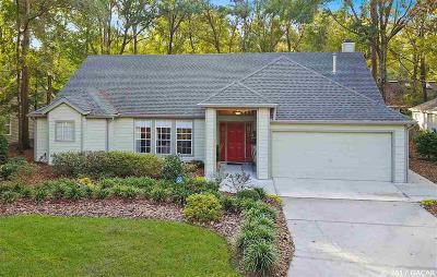 Gainesville Single Family Home For Sale: 10525 SW 55th Place