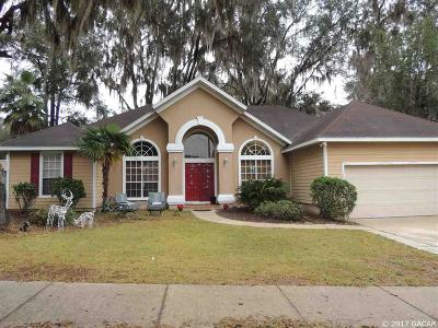Gainesville Single Family Home For Sale: 11226 NW 34th Avenue
