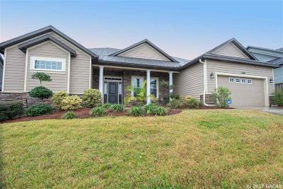Gainesville Single Family Home For Sale: 1578 NW 100TH Drive