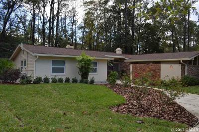 Gainesville Single Family Home For Sale: 3009 NW 1 Avenue