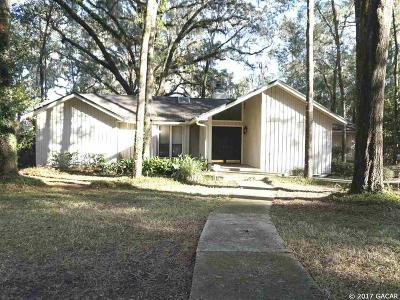 Gainesville Single Family Home For Sale: 5205 SW 83rd Terrace