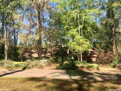 Gainesville Single Family Home For Sale: 3214 NW 21ST Avenue