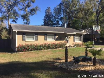 High Springs Single Family Home For Sale: 18143 NW 251 Terrace