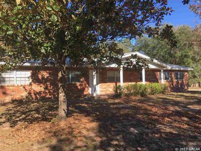 Single Family Home Closed: 4850 NE 145th Avenue