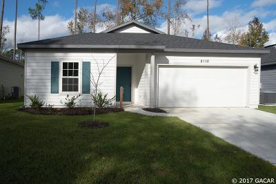 Gainesville FL Single Family Home For Sale: $218,786