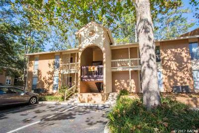 Gainesville Condo/Townhouse For Sale: 1810 NW 23RD Boulevard