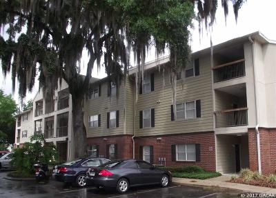 Gainesville Condo/Townhouse For Sale: 2360 SW Archer Road #906