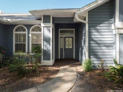 Gainesville Single Family Home For Sale: 2016 SW 77th Terrace