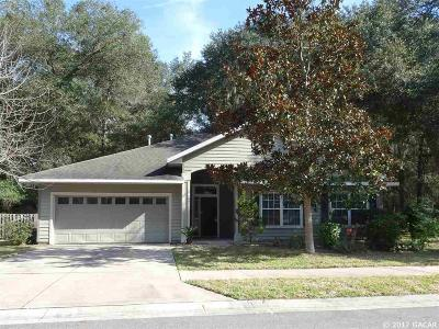 Gainesville Single Family Home For Sale: 1534 SW 66th Drive