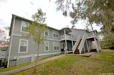 Gainesville Condo/Townhouse For Sale: 2905 SW Archer Road #5017