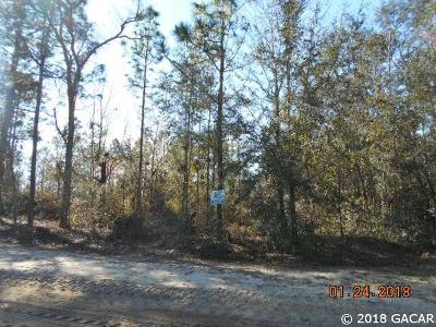 Hawthorne FL Residential Lots & Land For Sale: $2,250