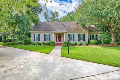 Gainesville Single Family Home For Sale: 5105 NW 62ND Terrace