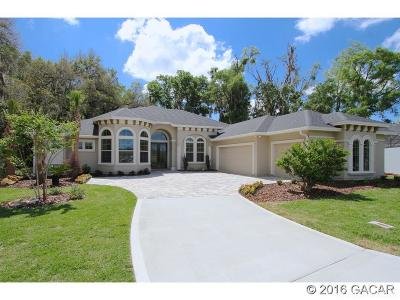 Gainesville Single Family Home For Sale: 3215 SW 115 Terrace