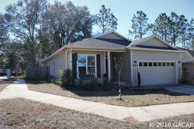 Alachua Single Family Home For Sale: 15819 NW 122nd Lane