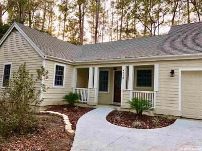 Gainesville Single Family Home For Sale: 4902 SW 83rd Terrace