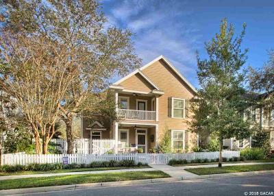 Newberry Single Family Home For Sale: 457 SW 129TH Terrace
